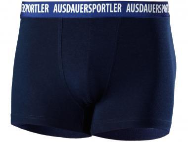 My Retro Pant - Dunkelblau/Weiss