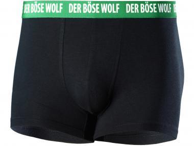 My Retro Pant - Schwarz/Grün