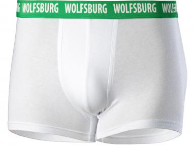 My Retro Pant - Weiss-Grün-Weiss